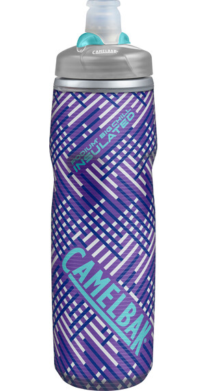 CamelBak Podium Big Chill Bidon 750ml violet/blauw